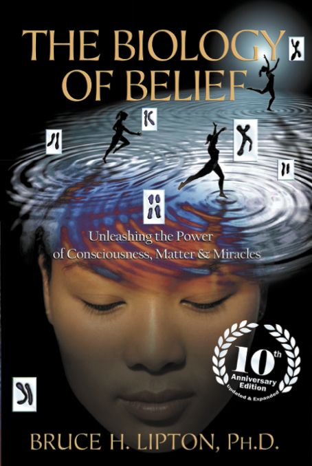 Biology of Belief 10th Anniversary Edition cover