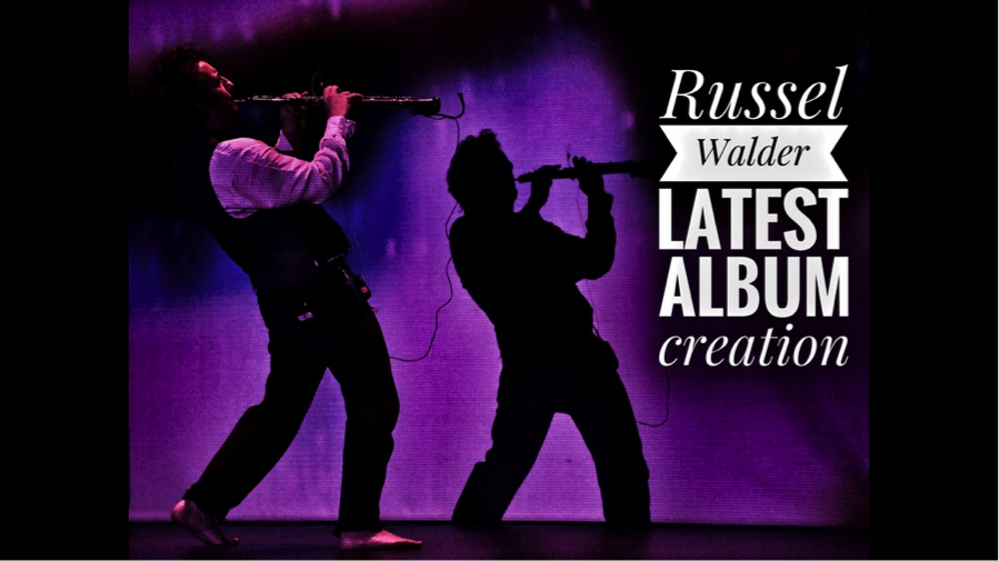 Russel Walder Latest Album Creation